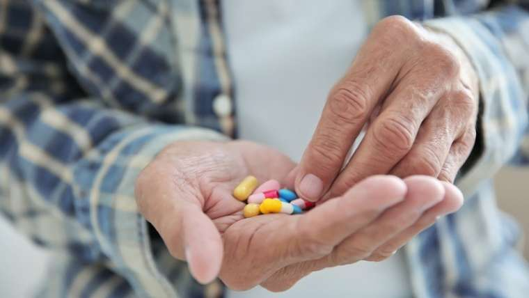 Painkiller Use Linked To Low Testosterone