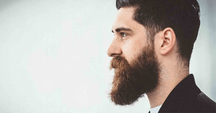 Can't Grow A Beard?  Low T May Be The Cause