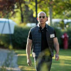 Jeff Bezos is one of the top CEO's in the world, and also uses testosterone replacement therapy to restore his energy levels for his long, grueling days.