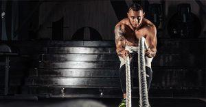 Keeping your training on track to keep testosterone levels at their peak.