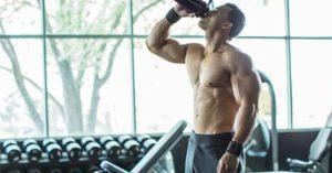 Recovery between sets during a hard workout can be crucial for testosterone levels.