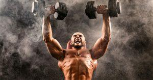 Resistance training for maximum testosterone levels.