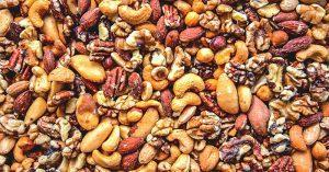 Certain varieties of nuts may lead to low testosterone.