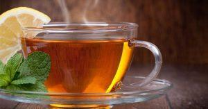 Did you know that certain teas have been show to lower testosterone levels?